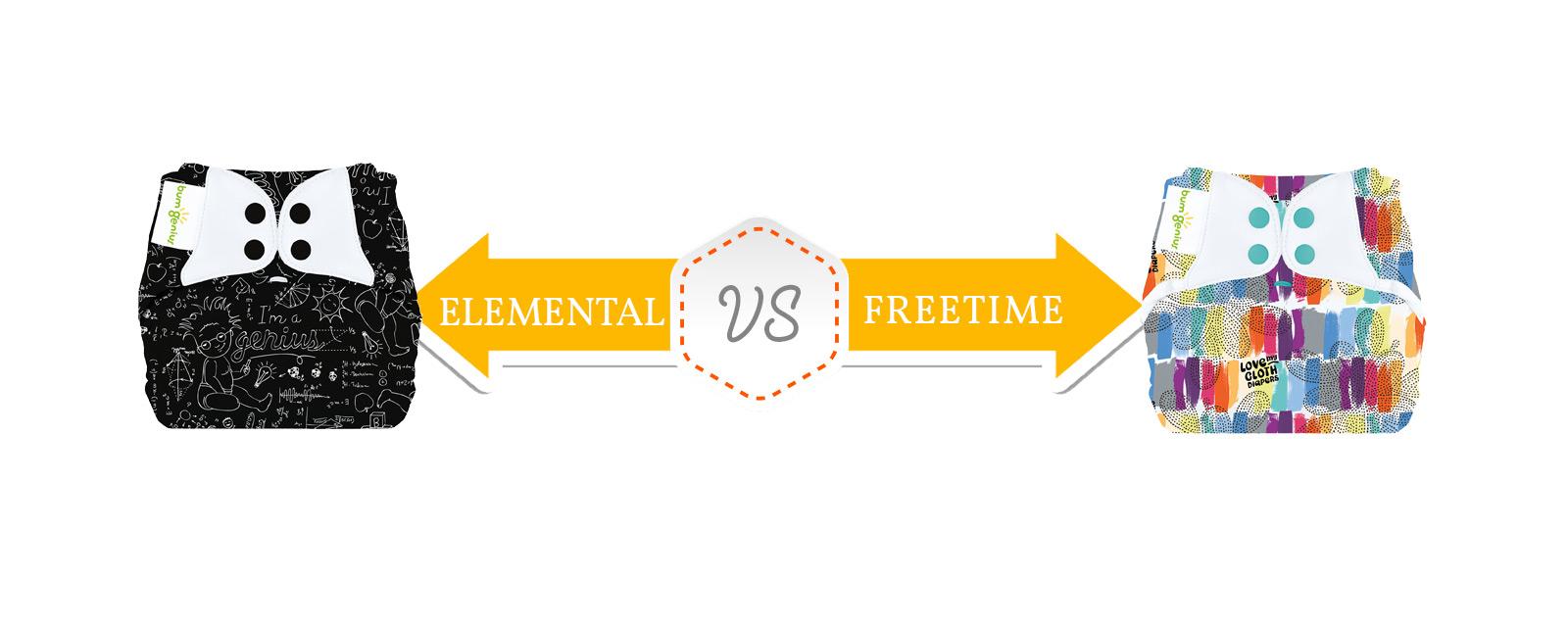 elemental vs freetime