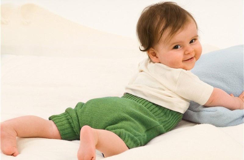 Disana pannolino lavabile mutandina lana verde2