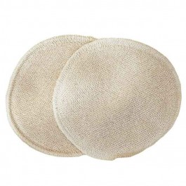 coppette assorbilatte lavabili lana seta