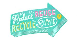 riduci riusa ricicla 300x158