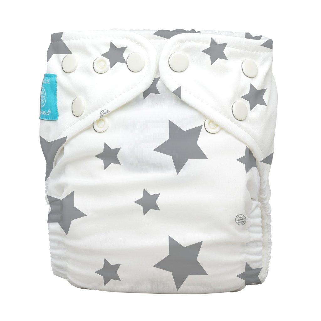 Diaper Twinkle Little Star Grey 1024x1024